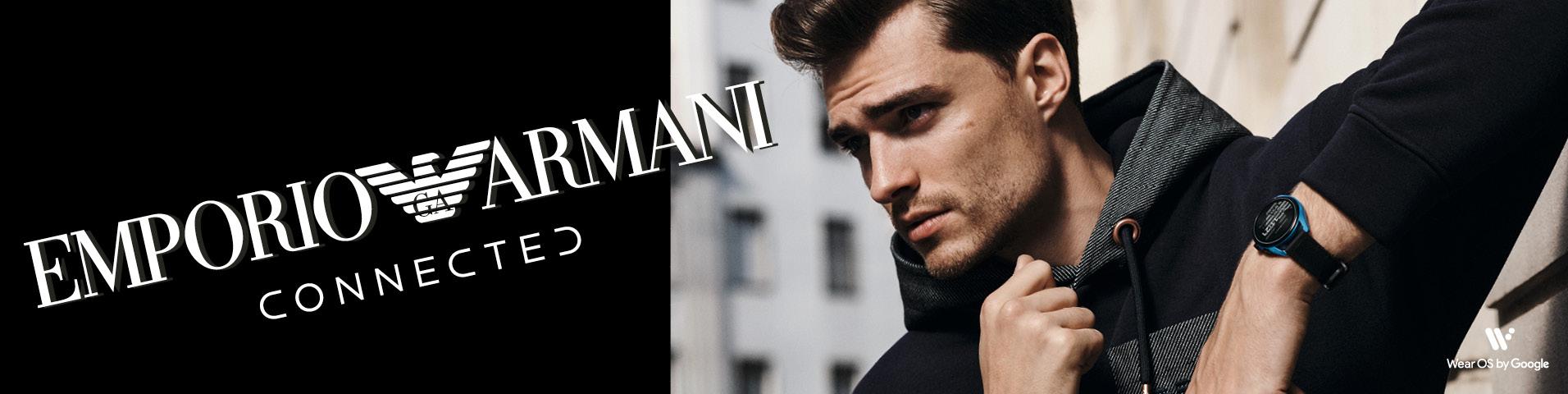 Ropa, calzado y complementos Armani para hombre | Comprar en