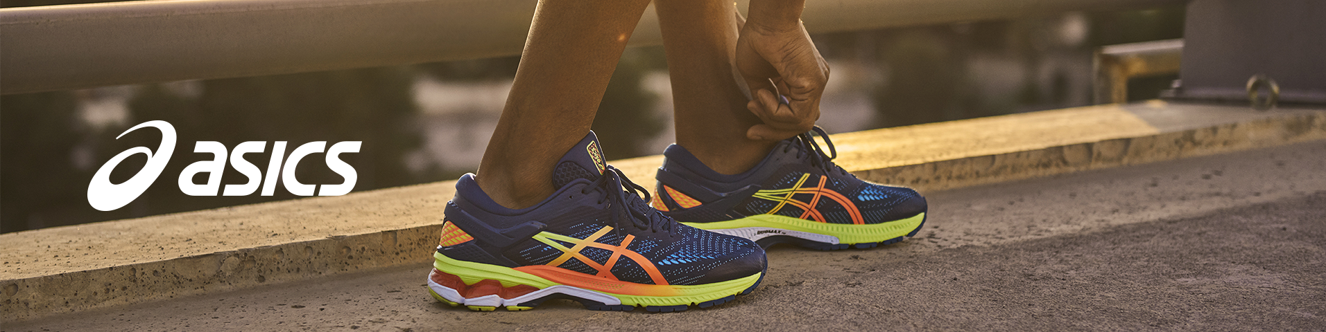 promo asics chaussures