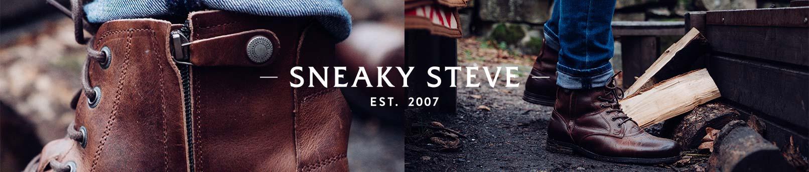 Shop Sneaky Steve