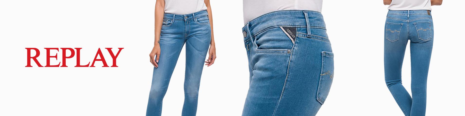 8beb78df099c Replay Jeans | Dam | Köp damjeans online på Zalando.se