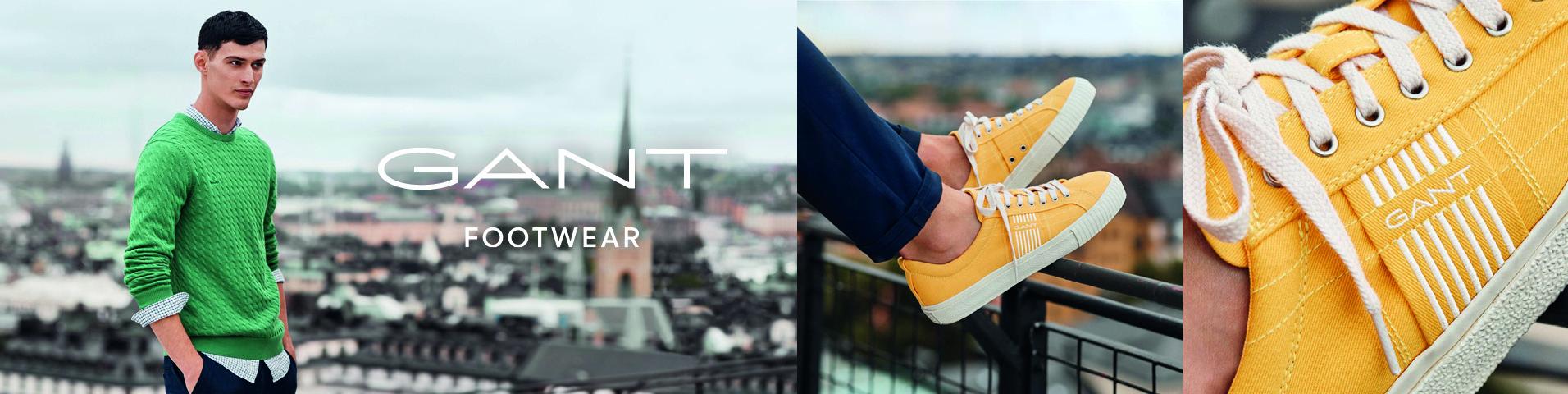Auf ganz leisen Sohlen: GANT Sneaker für Herren | ZALANDO