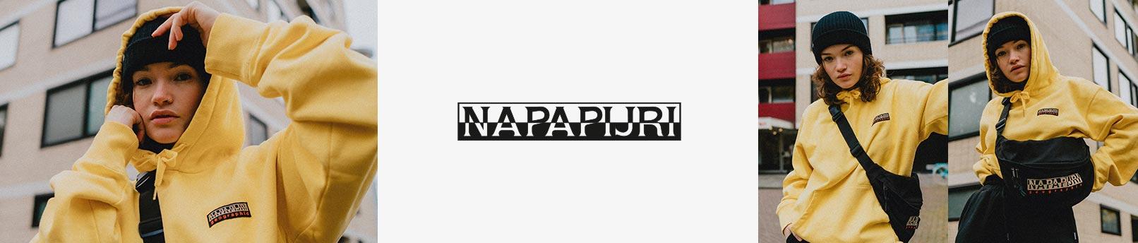 Découvrir Napapijri The Tribe