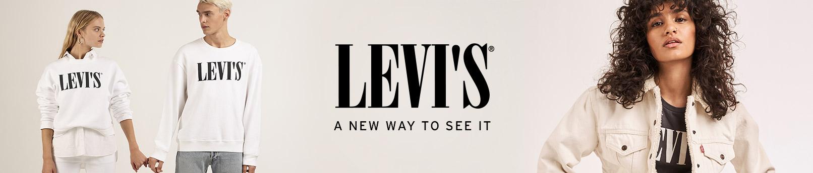 Shoppa Levi's®| Serif Logo