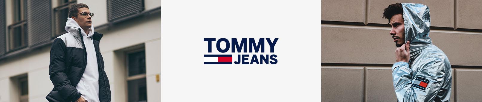 Découvrir Tommy Jeans