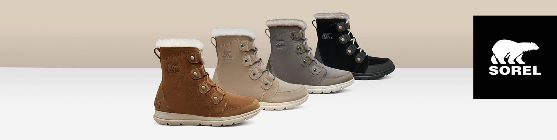 Sorel Børnesko   stort udvalg af sko til børn online på