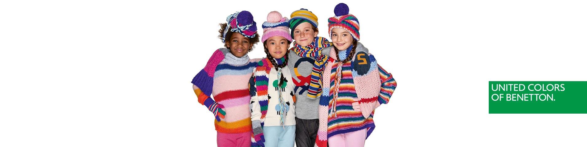 new products aefe2 9fc2a Giacche e cappotti per bambini Benetton | La collezione su ...