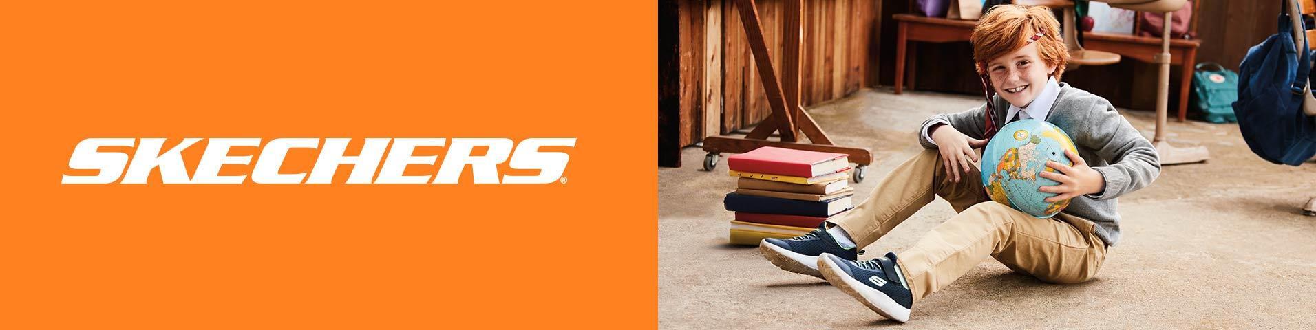 Buty dla dzieci Skechers zamów w ZALANDO | bezpłatna dostawa