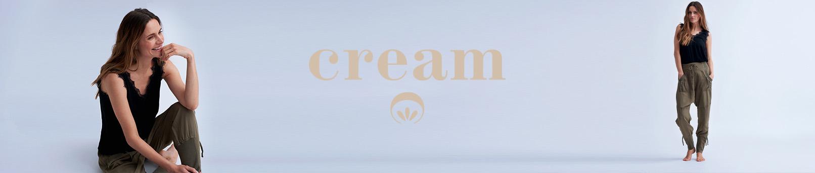 Découvrir Cream