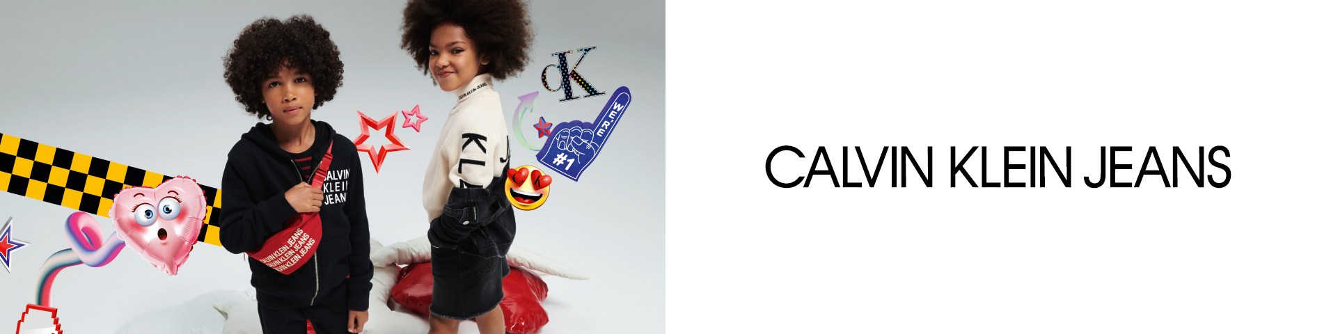 Collezione bimbi Calvin Klein | Promo su Zalando