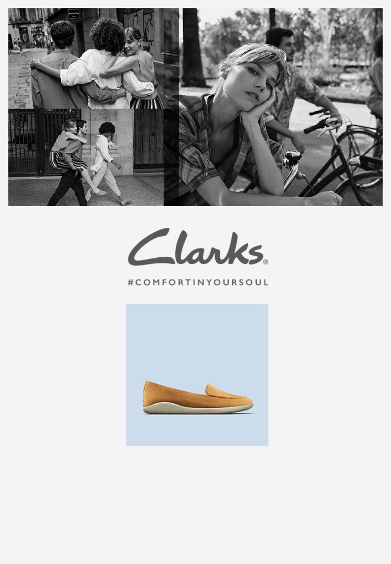Neue Frühlingskollektion von Clarks