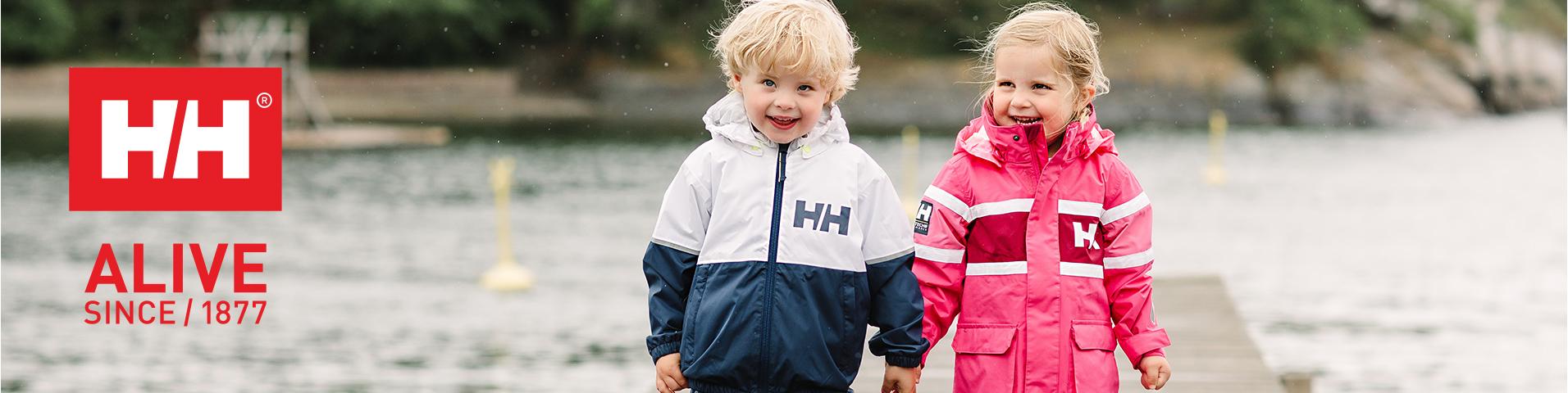 daef91ef Helly Hansen Børnetøj | Børn | Køb de nyeste kollektioner af ...