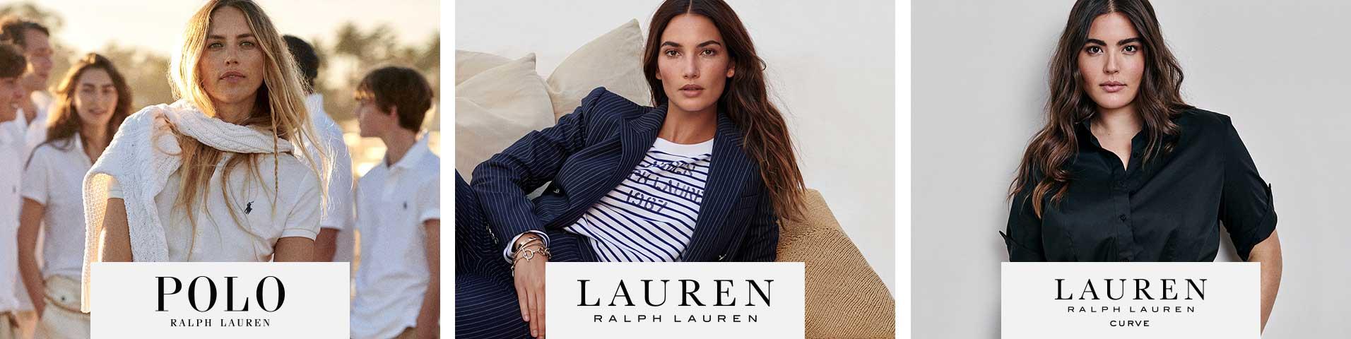 f32da365f5fd Collezione donna Ralph Lauren