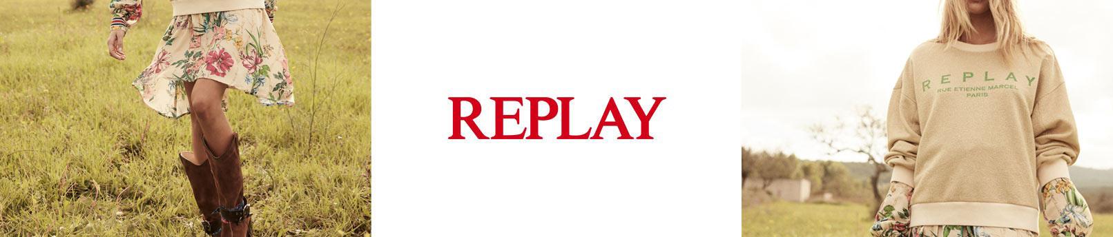 Replay shoppen