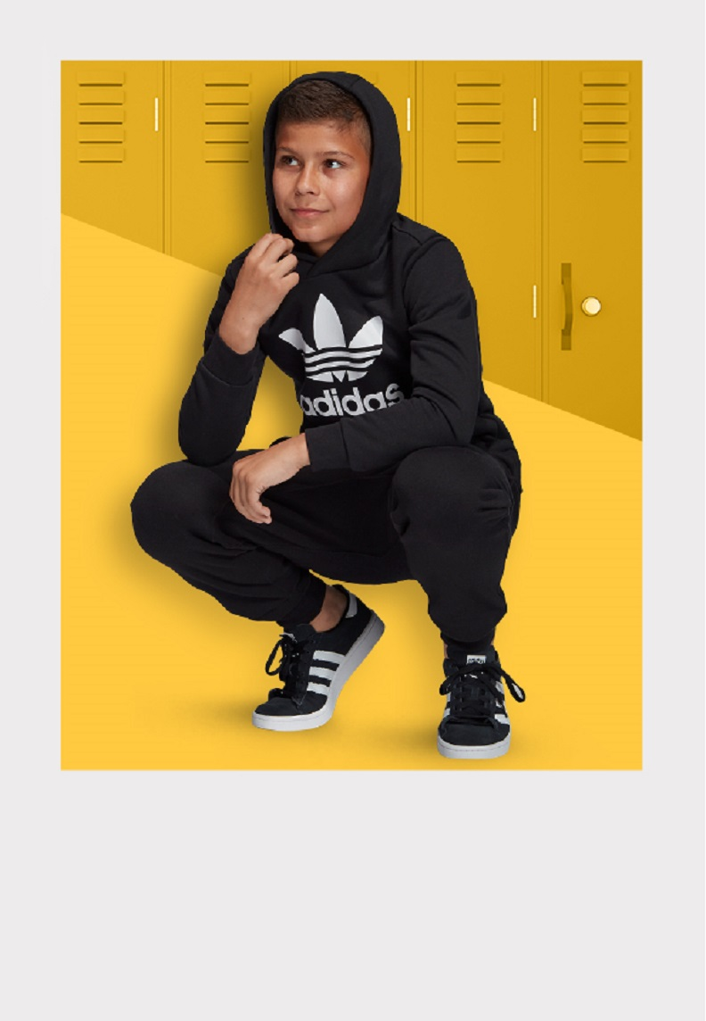 adidas #ReadyForSchool