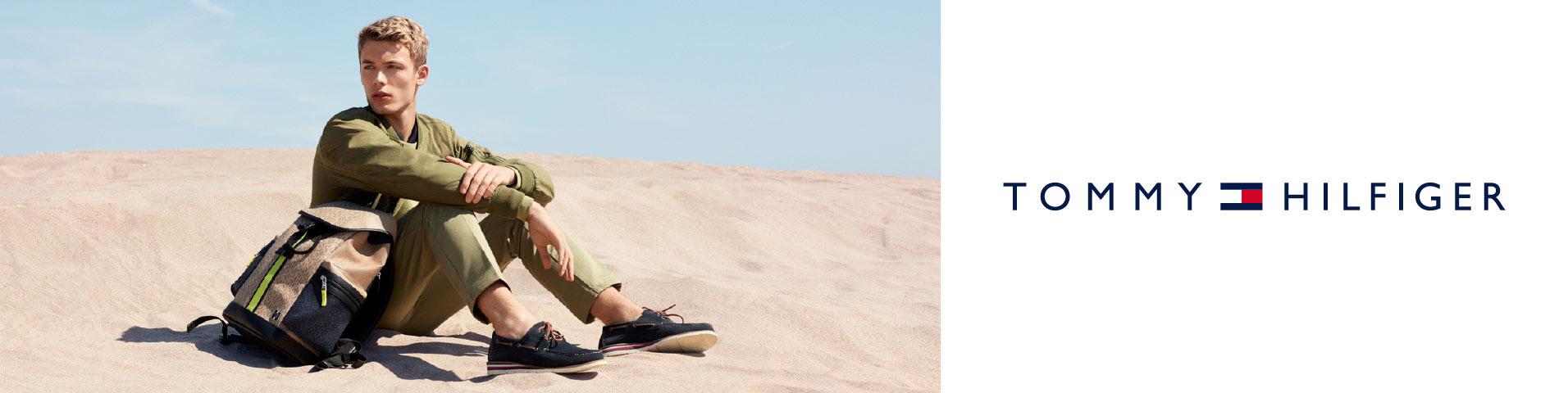 Borse & Accessori da uomo Tommy Hilfiger blu | Promo su Zalando