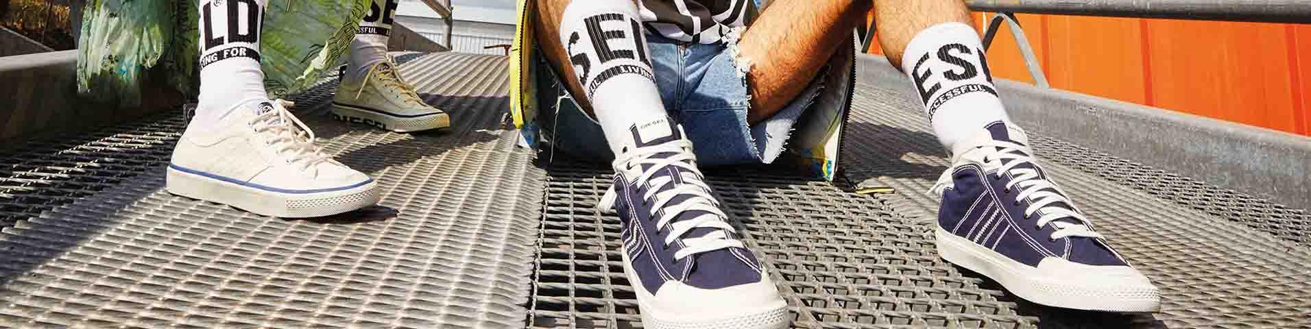 418552db96b10 Diesel Men's Trainers | Running Shoes | ZALANDO UK