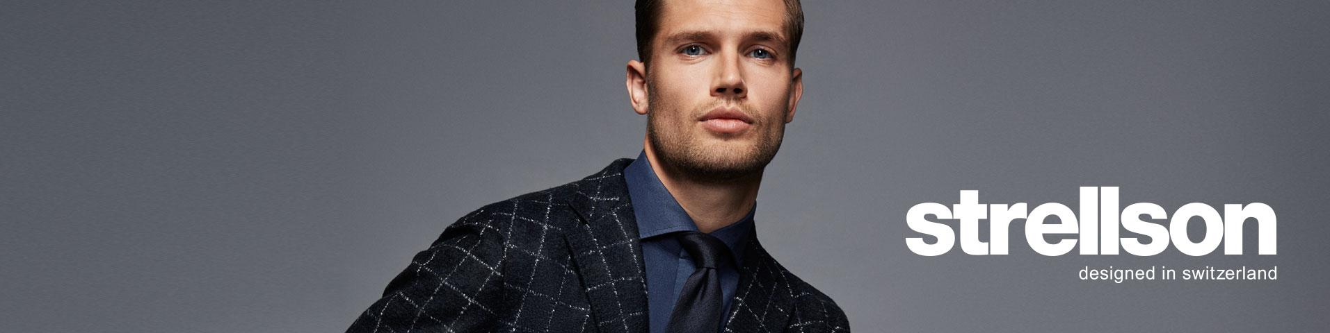 Strellson Herrenbekleidung versandkostenfrei online shoppen