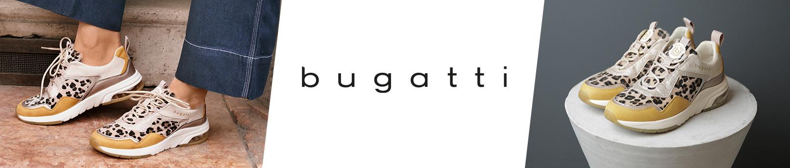 Bugatti shoppen