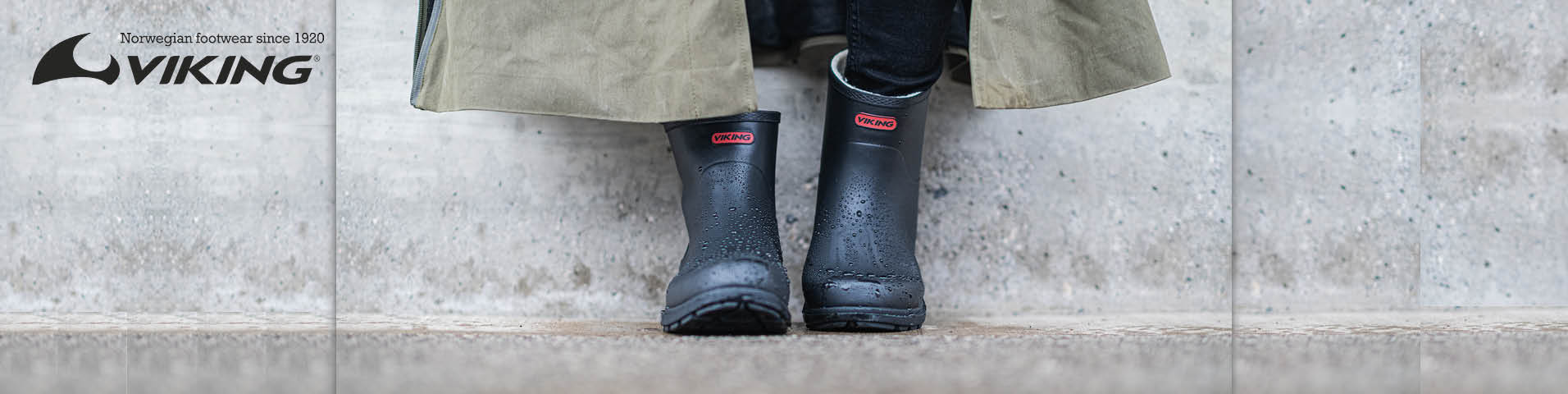 Viking Gummistøvler | Sko til Dame | Gummistøvler på nett