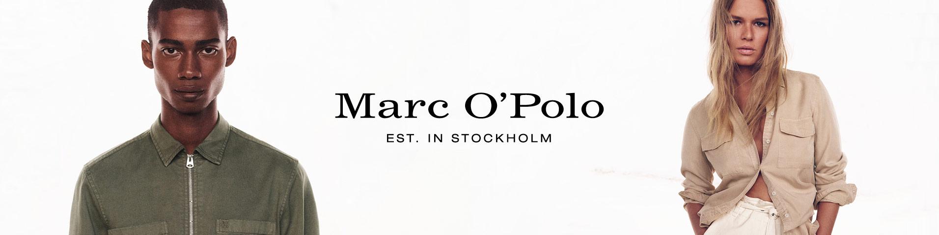 Mest populære Marc O'Polo Menn sport sko olivmulticolor