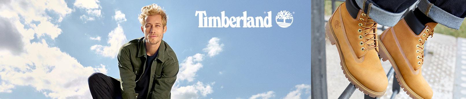 Timberland shoppen