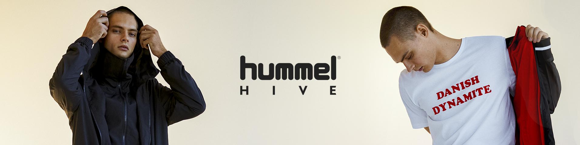 ed900f1a312298 Odzież sportowa męska Hummel Hive -czuj się komfortowo i wyglądaj ...