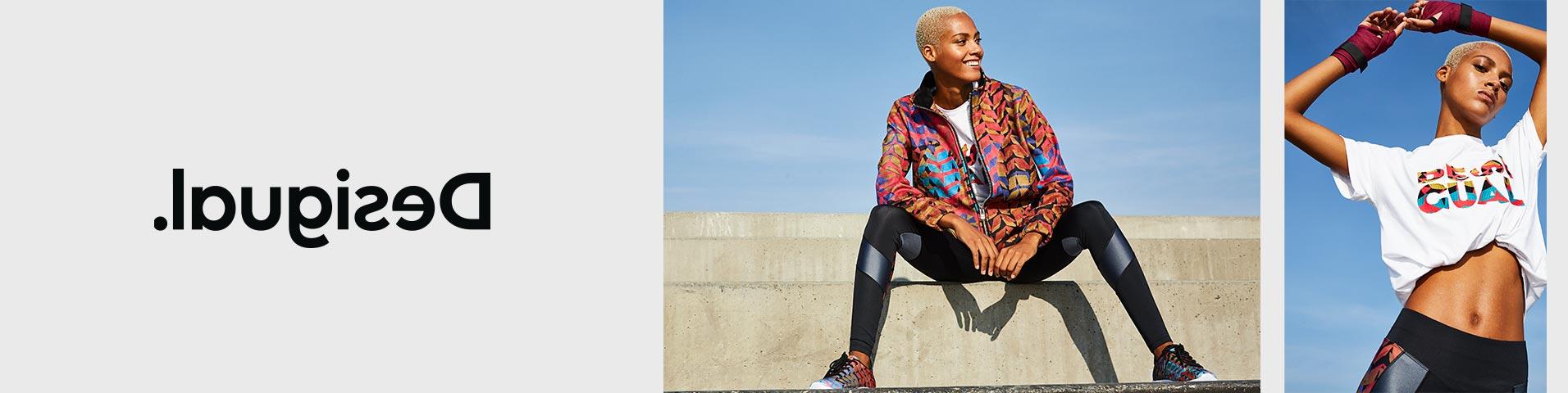 e27ed7a55 Vêtements de sport Femme Desigual | Tous les articles chez Zalando
