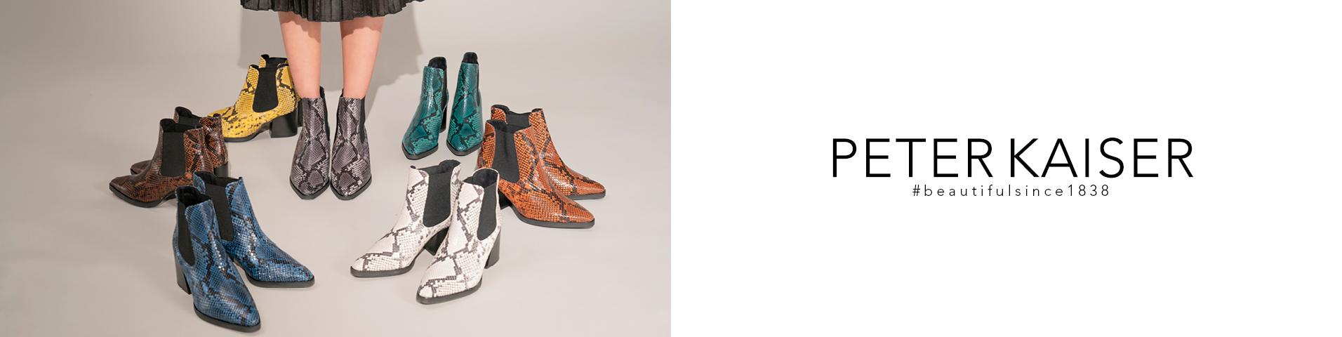 huge discount 60a7d ad7ba Peter Kaiser Schuhe online kaufen | Upgrade für deinen ...