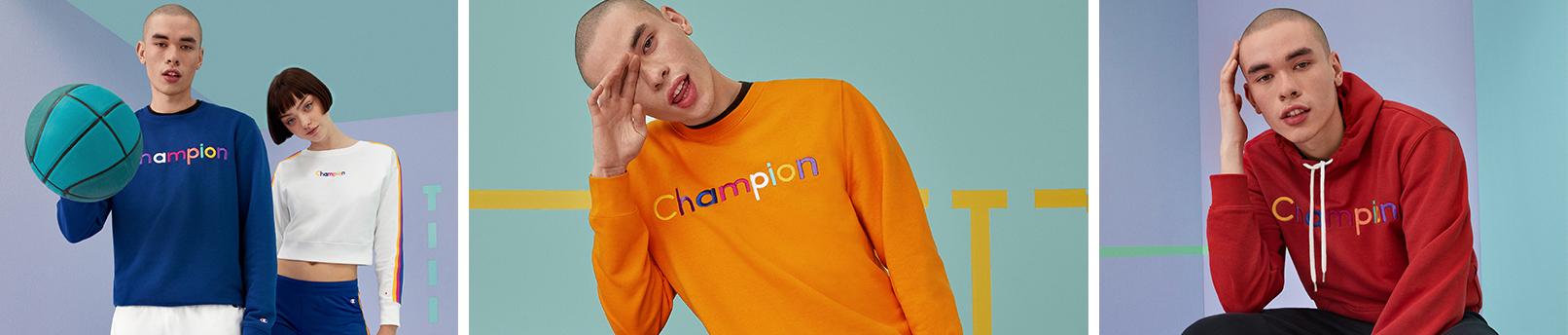 Découvrez Champion chez Zalando