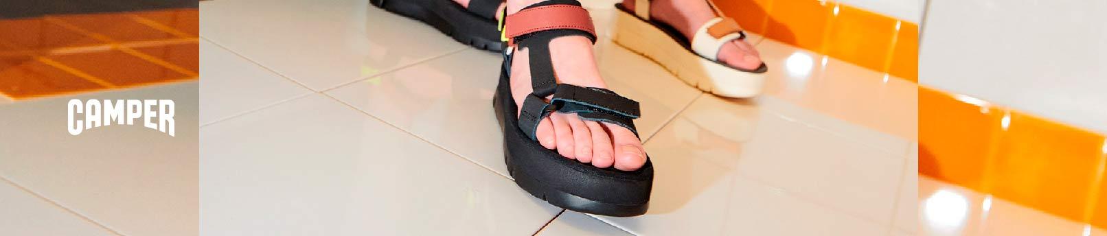 Sandali con tacco petrolio   La collezione su Zalando