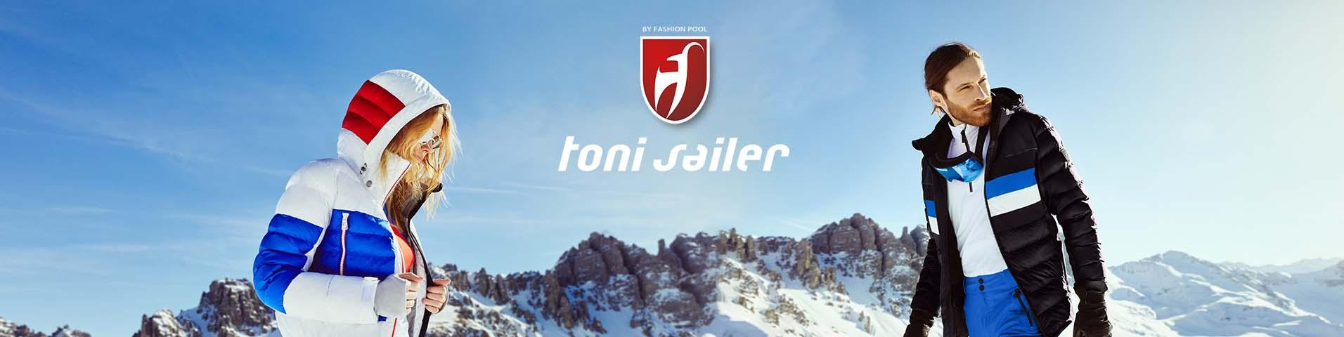 Toni Sailer Bekleidung online shoppen   Mode & Marken für