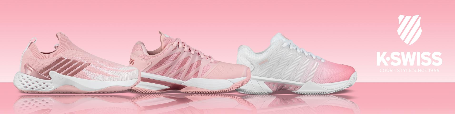 K SWISS Sportschuhe für Damen | Bei den Schuhen fängt es an