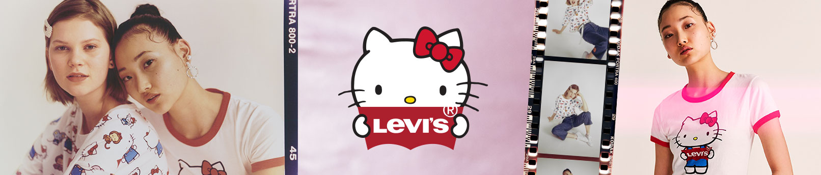 Levi's® x Hello Kitty®