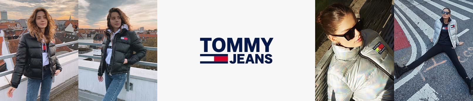 Tommy Jeans shoppen