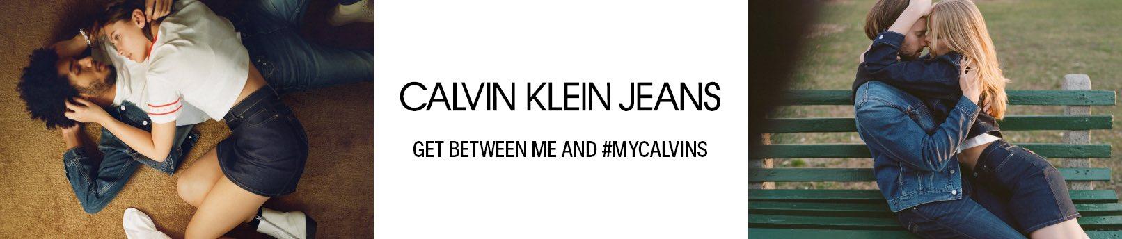 Zur Calvin Klein Jeans