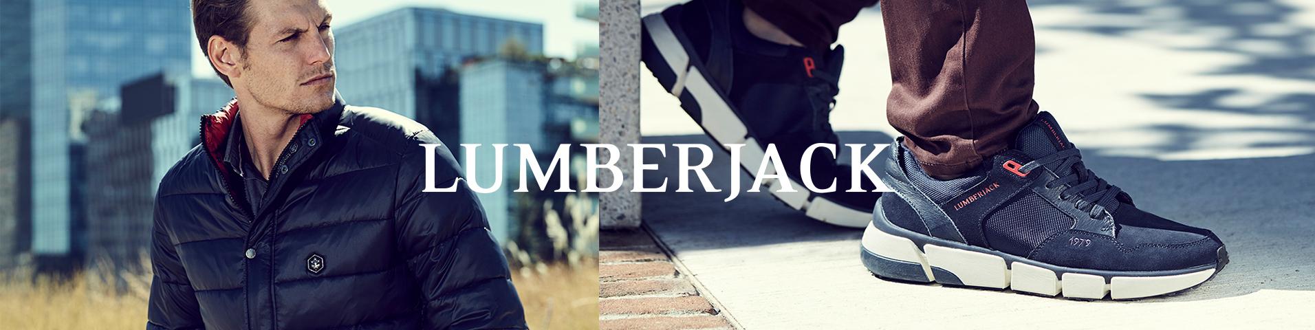 Lumberjack JORGE - Sneakers laag black