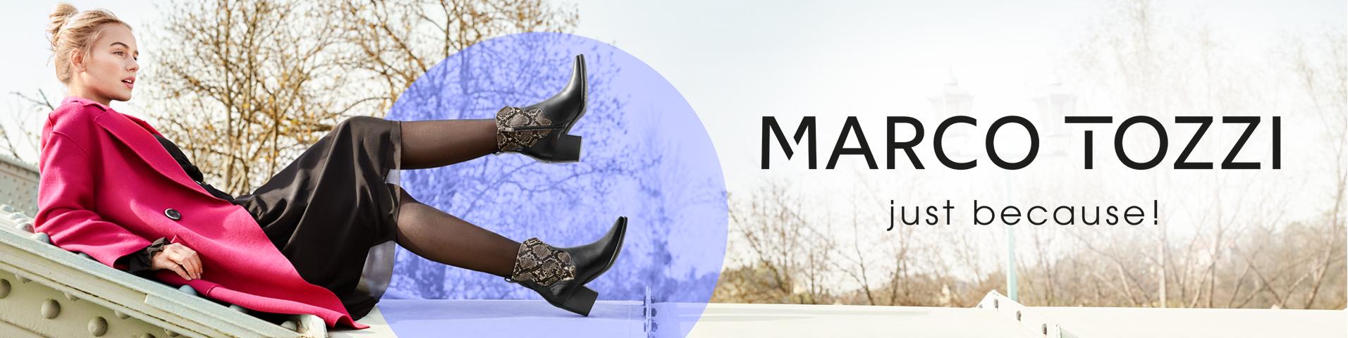 Scarpe donna Marco Tozzi | Grande assortimento di calzature