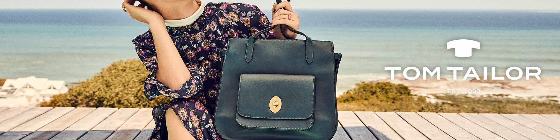 Różnorodne, stylowe torby damskie TOM TAILOR w Zalando