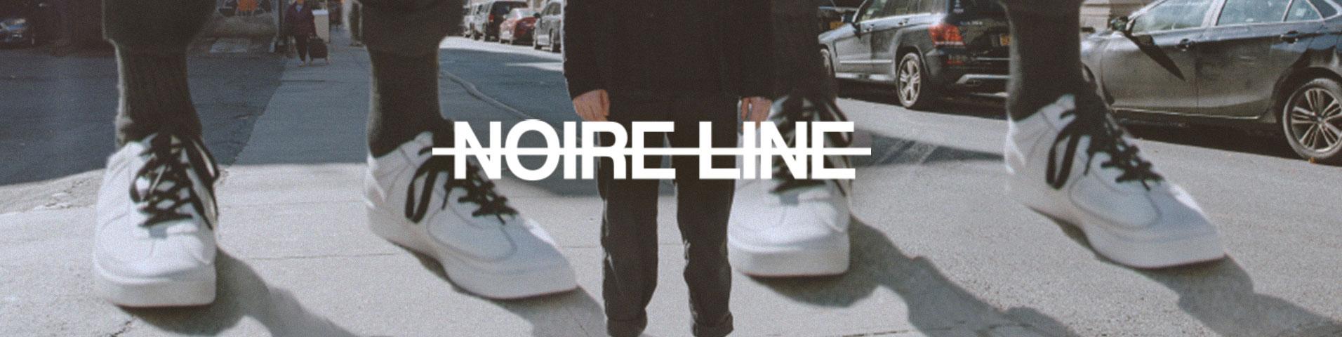 Auf ganz leisen Sohlen: NOIRE LINE Sneaker für Herren | ZALANDO