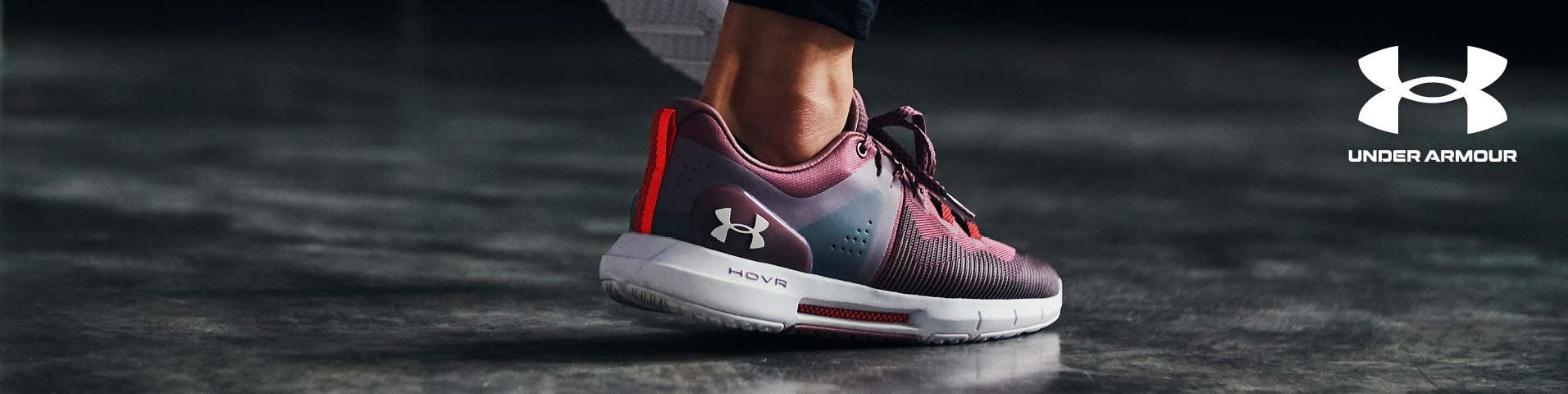 Buty sportowe damskie Under Armour w ZALANDO | Dostawa gratis