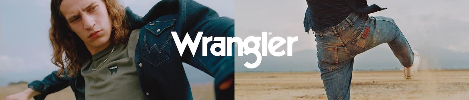 Odkryj Wrangler