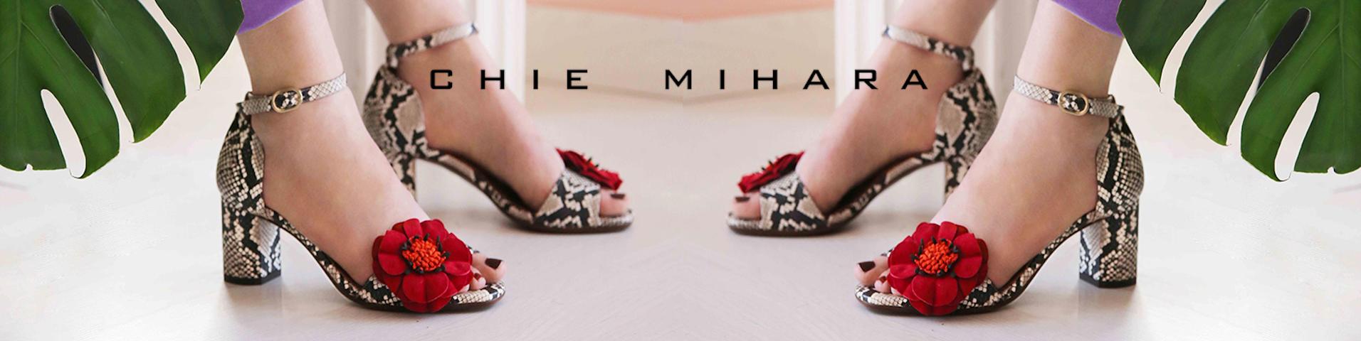 Chie Mihara | La nuova collezione online su Zalando