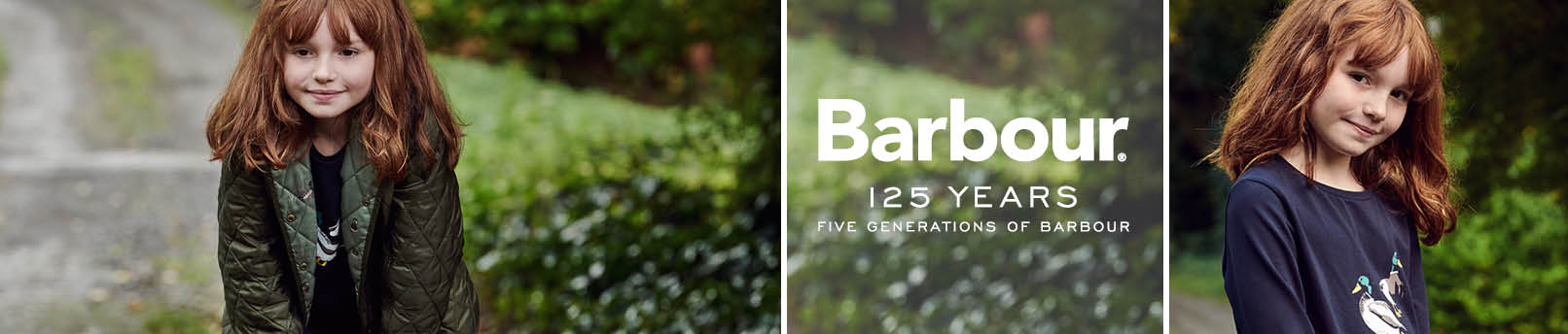 Discover Barbour