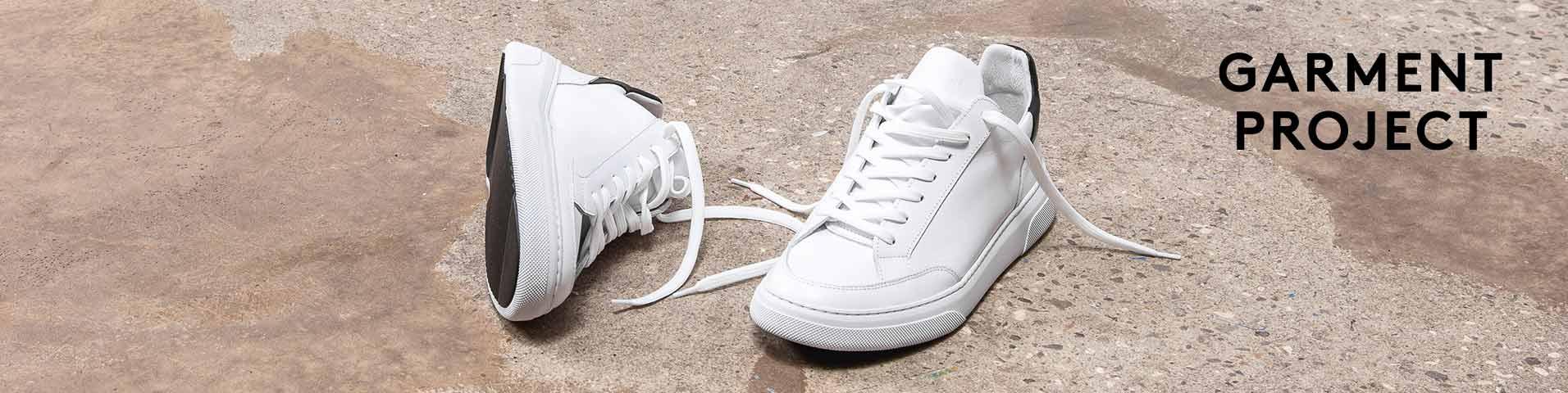 Auf ganz leisen Sohlen: GARMENT PROJECT Sneaker für Herren