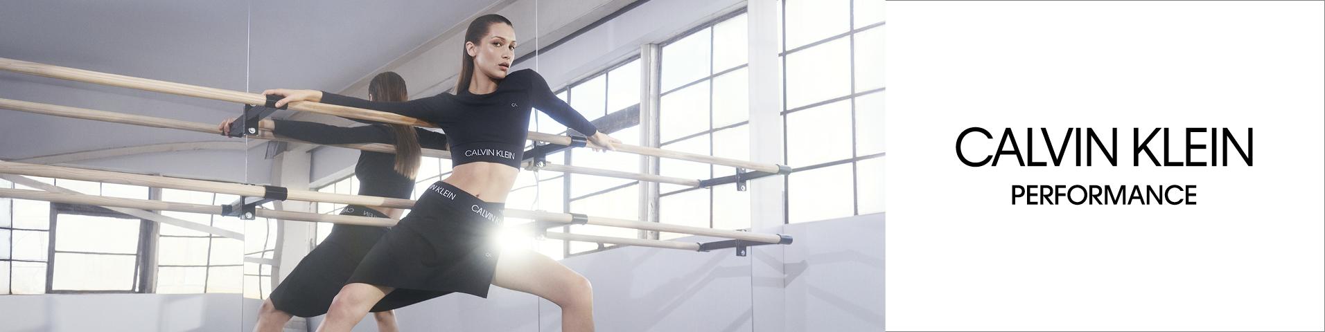best authentic 87cba cb616 Mit Calvin Klein Performance Damen-Sportbekleidung kann das ...