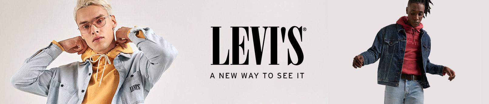 Shoppaile brändiä Levi's®