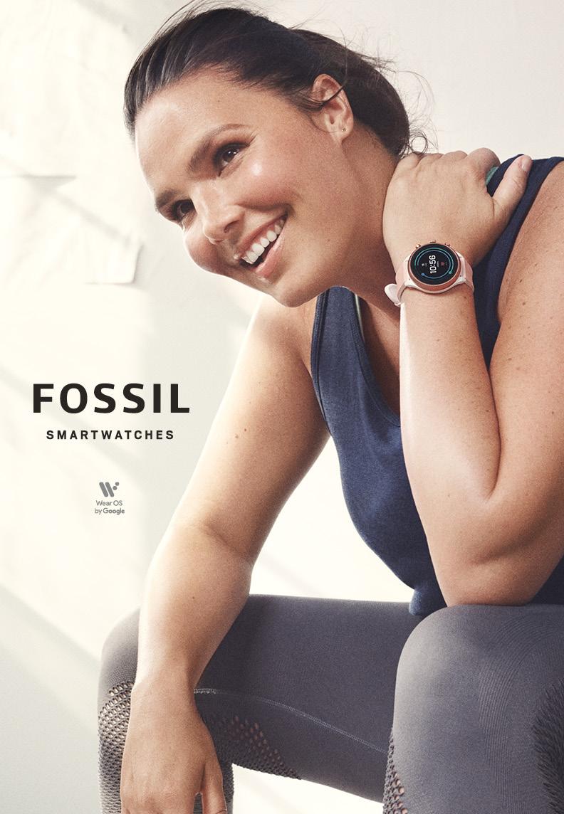 Fossil Sport