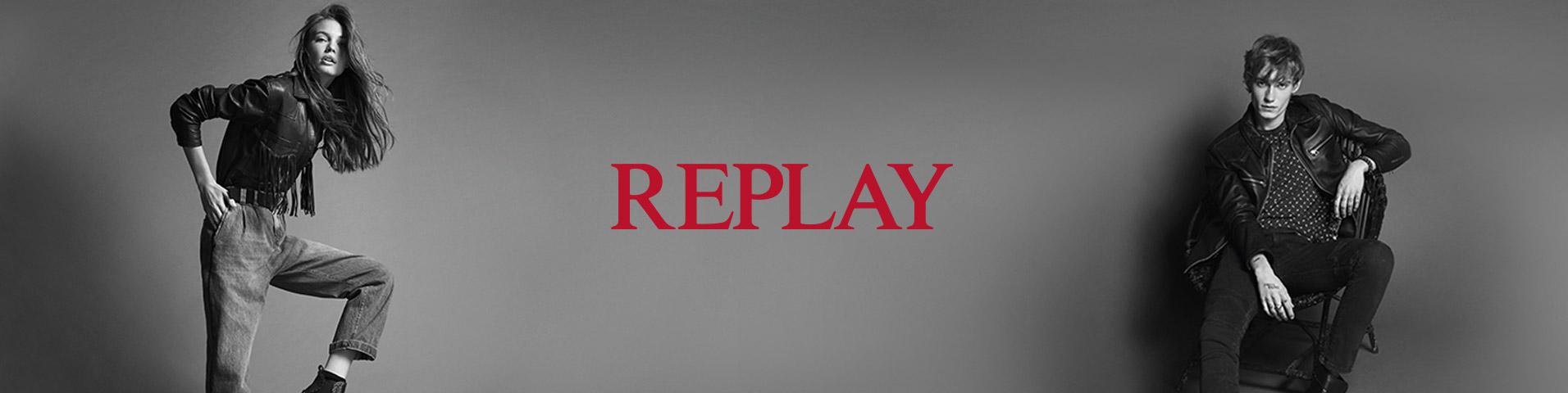 Replay | La nuova collezione online su Zalando