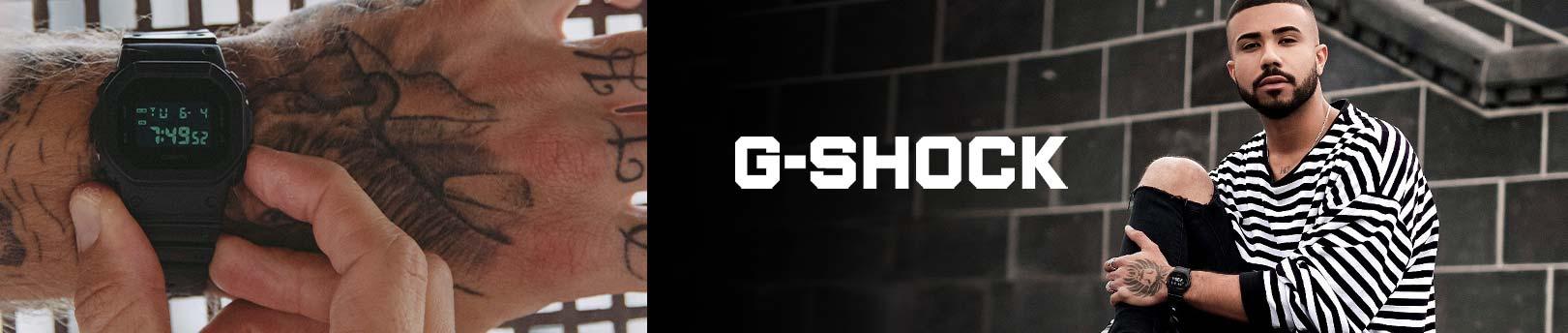 Scopri G-shock