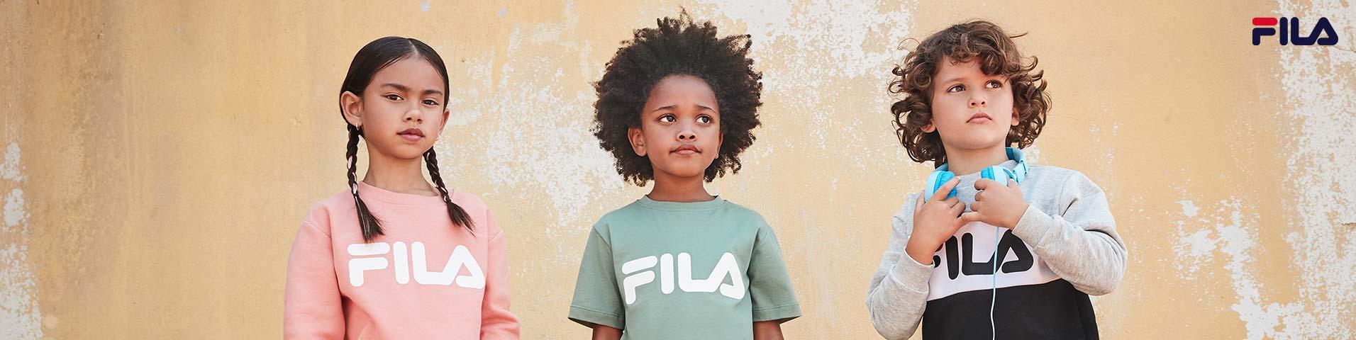 Odzież i buty dziecięce Fila w Zalando